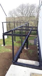 terrasse suspendue en bois les 25 meilleures idées de la catégorie terrasse surélevée sur
