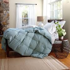 Goose Down Comforter Queen White Bay Supersize Or Oversized Goose Down Comforter Duvet