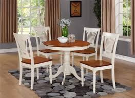 Birch Dining Table And Chairs White And Cherry Kitchen Table Antique White Dining Table