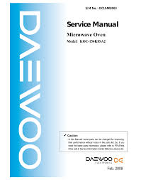 daewoo koc 154k service manual
