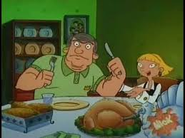 arnold s thanksgiving