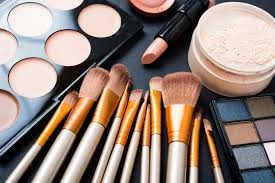 professional makeup artist tools professional makeup brushes and tools make up products set stock