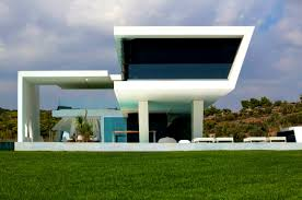 furniture fetching futuristic house edge cliff has swimming pool
