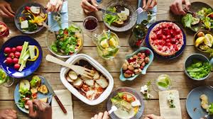host the perfect potluck party holiday recipes food and recipes