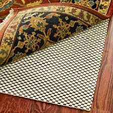 Non Slip Rug Pads For Laminate Floors Safavieh Grid Non Slip 110 Rug Pad Hayneedle