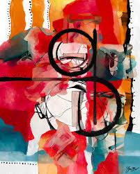 art startup abstract mixed media art by gina startup collage u0026 mixed media