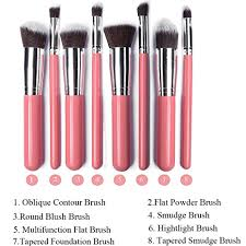 Professional Makeup Tools Cheap Pink Make Up Brushes Find Pink Make Up Brushes Deals On