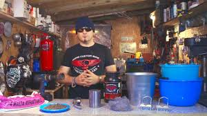 31 how to make a metal foundry at home and to melt aluminum to