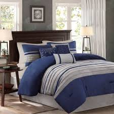 Blue And Gray Bedding Buy Blue Comforter Sets From Bed Bath U0026 Beyond