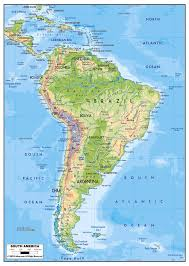 America Map by Of South America Maps America And American Brilliant Map Of