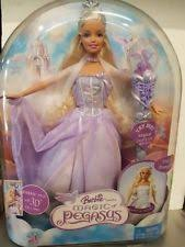 barbie magic pegasus doll en venta ebay