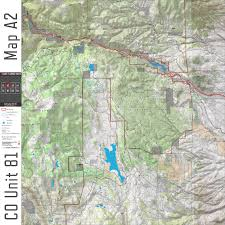 Blm Maps Colorado by Co Unit 81 Digital Map
