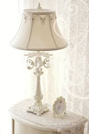 white shabby chic floor lamp lamps home decorating ideas on ebay