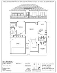 plans blackrock home design