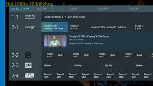 tv guide for android how to design layout like android tv image given below stack
