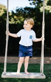 prince george celebrates his third birthday stunning new pictures
