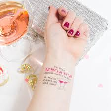 where to buy party favors if lost buy me a drink temporary tattoos bachelorette party