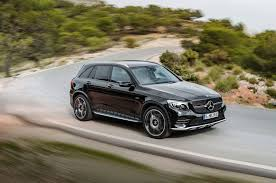 mercedes biturbo suv mothers lock up your daughters biturbo mercedes amg glc43 on its way
