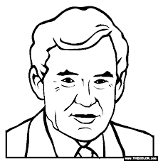 famous people online coloring pages page 2