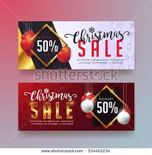 gift card discount christmas sale banner template gift card discount voucher coupon