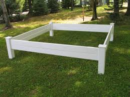 Pvc Raised Garden Bed - do it yourself raised garden beds home design