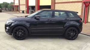 land rover evoque black evoque dynamic black edition 13 13 youtube