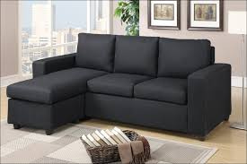 Black Microfiber Sectional Sofa Furniture Fabulous Sectional Couch With Recliner Black Sectional