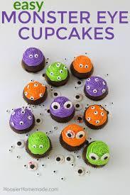 halloween eyeball cakes 58 best halloween cupcakes images on pinterest halloween