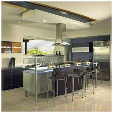 kitchen islands contemporary open kitchen ideas hood in the