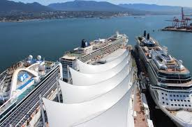 high cruise passenger volumes expected on may 6 14 and 15 port