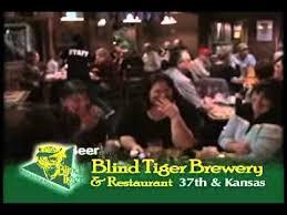Blind Tiger Topeka Blind Tiger Brewery U0026 Restaurant Topeka Kansas Youtube
