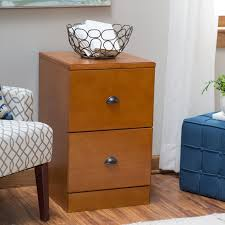 Filing Cabinet 2 Drawer Wood by Belham Living Cambridge 2 Drawer Wood File Cabinet Light Oak