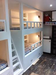 4 Bed Bunk Bed 9 Best Bunk Beds Images On Pinterest Bunk Beds 3 4 Beds And