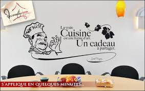 stickers de cuisine sticker de cuisine idées décoration intérieure
