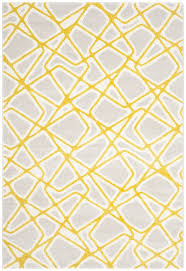Yellow Area Rug 5x7 Wonderful Yellow Area Rug At Studio Throughout Popular Impressive