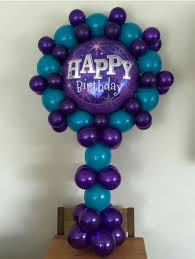 1649 best balloon centrepieces images on pinterest balloon