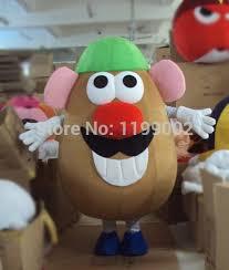 Potato Head Halloween Costume Cheap Fancy Dress Potato Costume Aliexpress