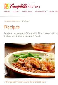 cbell kitchen recipe ideas 82 best campbell s soup recipes images on recipes