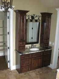 Corner Cabinet Bathroom Vanity by Bathroom Vanity Great Option For Upper Cabinets That Sit On Vanity