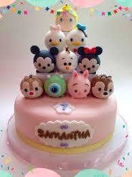 fondant birthday cake ideas for your little girls partymojo