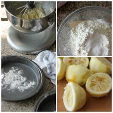 ultra lemony cake with swiss meringue frosting