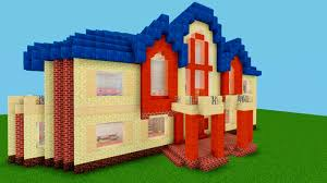 minecraft how to build a medium sized house end stone design