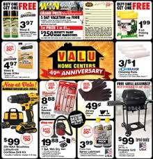 valu home centers weekly ad sale