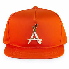 tha alumni clothing for sale tha alumni 24k miami orange snapback curated