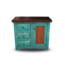 bathroom rustic blue stained used wood bathroom vanity cabinet