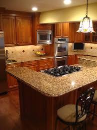 kitchen granite countertop ideas enthralling 40 best kitchen countertops design ideas types of