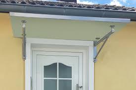 balkon vordach vordach glas vordächer nach maß glasvordach glasprofi24