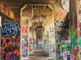 abandoned places near me 12 incredible abandoned places in philly graffiti pier