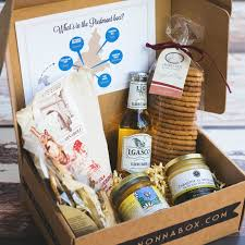 food gift boxes an italian food gift with a difference made for you by a real