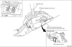 2009 nissan maxima vdc light brake light my 95 nissan maxima will not shift out of park